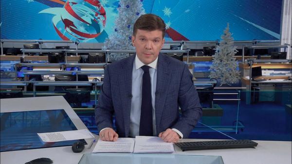 """Ведущий """"Первого канала"""" объяснил, зачем людям дан коронавирус. Без библейских отсылок не обошлось"""