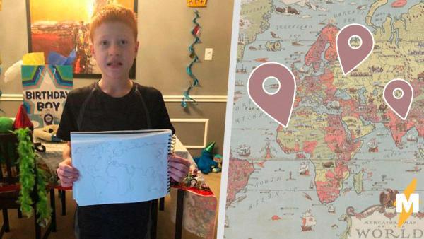 Мальчик за два дня вычислил местоположение тысяч людей. Его метод до обидного прост - нужны бумага и карандаш