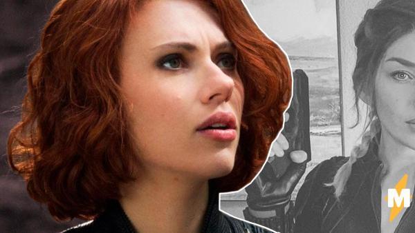 Косплеерша стала двойником Скарлетт Йоханссон, и фаны в восторге. Но её фото без макияжа рассеивает волшебство