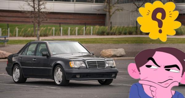 Политик до смерти любил свой Mercedes. Ведь даже на тот свет с собственных похорон он отправился за рулём