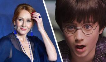 Первая обложка «Гарри Поттера» сломала фанов. Автор копнула так глубоко, что вопросы возникли даже у Роулинг
