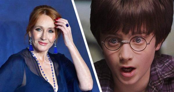 Первая обложка книги о Гарри Поттере удивила фанатов. Она такая забавная, что вопросы возникли у самой Роулинг