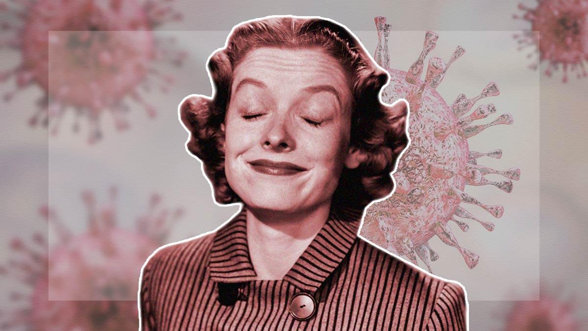 Девушка уверена: пандемия COVID-19 — лучшее, что случалось в жизни, и её можно понять. Вирус исполнил мечту