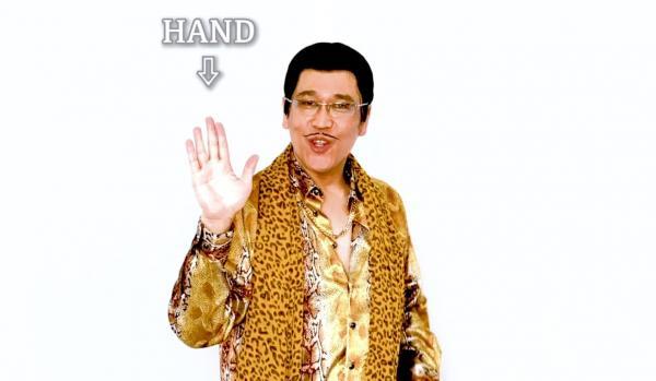 Автор песни PPAP вернулся с новым хитом. На этот раз у него есть руки и мыло, и он покажет, как их совместить
