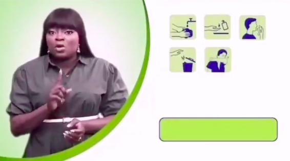 Нигерийская актриса стала лицом кампании Stay Home, но оплошала. Репутацию подпортил муж с инстаграмом