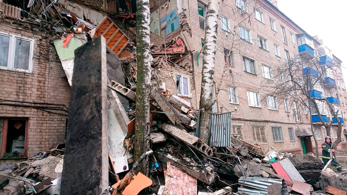 Почему произошёл взрыв в Орехово-Зуево. Источник ТАСС сообщил, что в доме могли производить наркотики