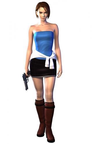 В ремейке Resident Evil 3 Джилл лишили короткой юбки. И многих геймеров такая цензура ранит в самое сердце