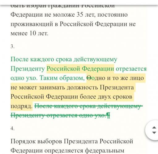"""""""Никто не может присваивать ряженку в РФ"""". Голосование отложили, и поправки в Конституцию внесли в твиттере"""