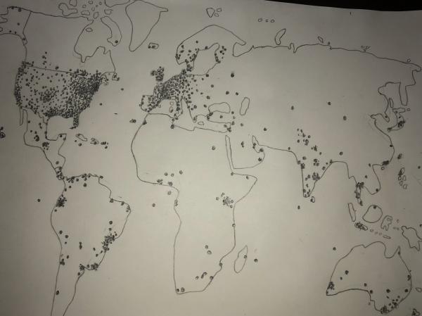 Мальчик вычислил местоположение тысяч людей по всему миру. Никакого криминала: его метод до обидного прост