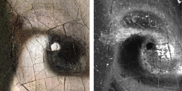 """Исследователи раскрыли загадки """"Девушки с жемчужной серёжкой"""". А заодно нашли у неё ресницы"""