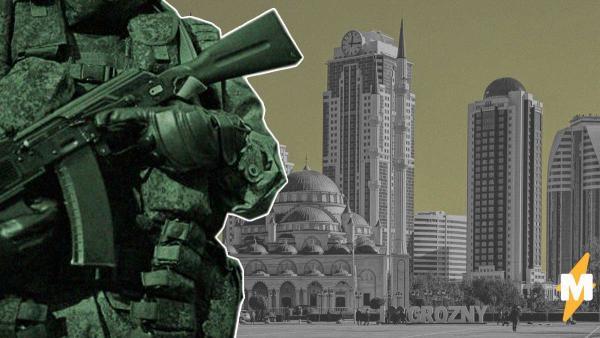 """В Чечне появились федеральные войска – утверждает """"Новая газета"""". Видео действительно заставляет встревожиться"""