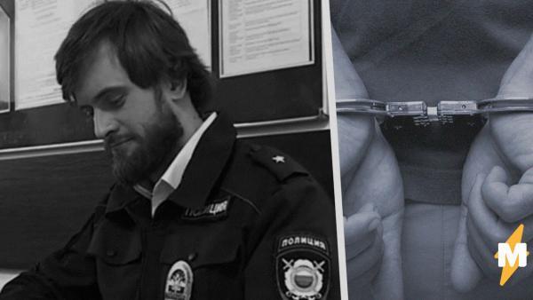 """Пётр Верзилов надел форму полиции и снял пародию на досмотр. """"Коллеги"""" задержали его за нарушение карантина"""