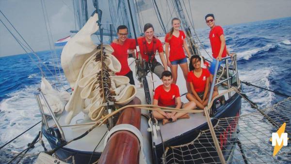Школьники застряли в море из-за COVID-19 и стали воинами океана. Они доказали: выживание учёбе не помеха