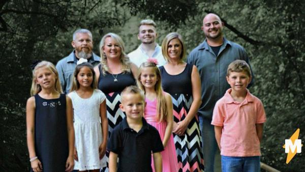 Женщина проводит карантин с новым и бывшим мужьями и пятью детьми. Такого безумия не встретить даже в сериалах