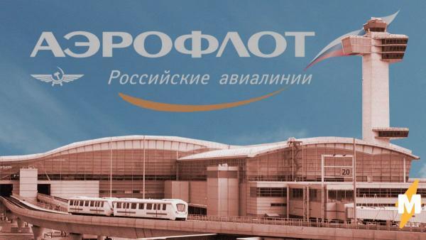 """Пассажиры """"Аэрофлота"""" остались в аэропорту Нью-Йорка. А почти пустой самолёт улетел в Москву"""
