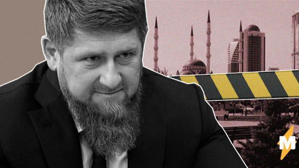 Чечня полностью закроет свои границы из-за коронавируса. И это первый субъект РФ, который на такое решился