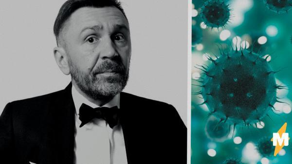 Сергей Шнуров заявил в инстаграме, что заразился коронавирусом. И пообещал передать его депутатам Госдумы