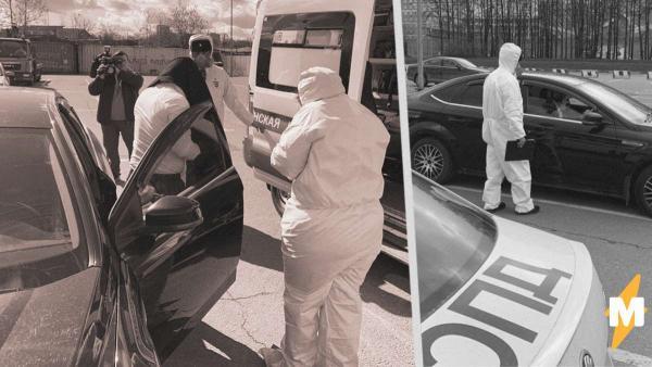 В Москве задержан первый водитель, нарушивший карантин. Он уже успел переболеть COVID-19