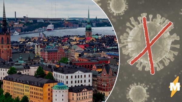 Швеция уверена, что вот-вот победит COVID-19 без карантина. А вот повторно заболевшие с этим бы поспорили