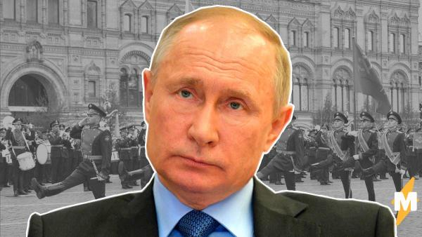 Путин объявил о переносе парада Победы 9 мая. Но все мероприятия обязательно пройдут в 2020 году