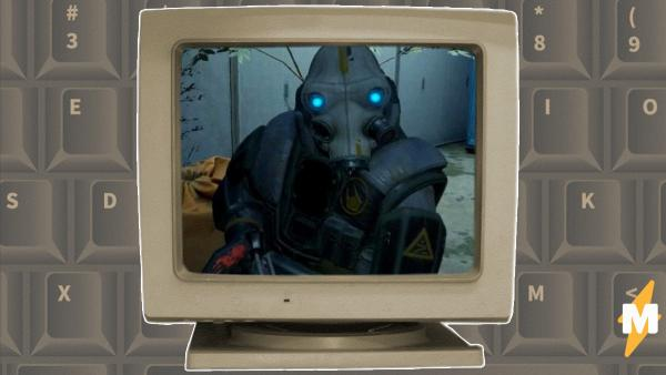 В Half-Life: Alyx теперь можно играть на ПК. И даже пройти её до самого конца - правда, без багов не обойтись