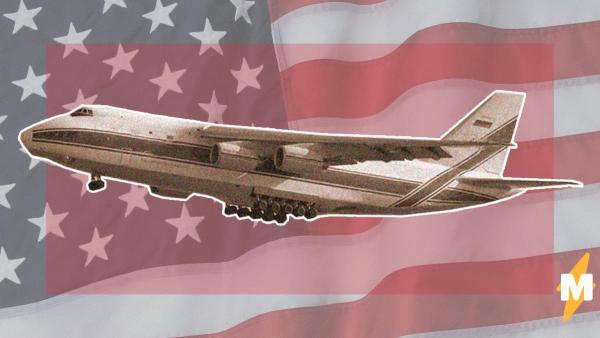 Отечественный самолёт отправился в США с медпомощью. Люди напомнили властям, что масок не хватает даже в Москве