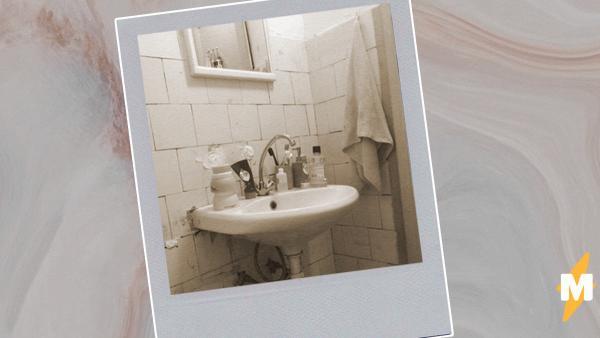 Девушка показала ванную после ремонта, но её вид . Но авторка нашла выход и запретила критику