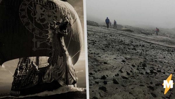 В растаявших льдах Норвегии учёные нашли артефакты викингов. Даже глобальное потепление иногда бывает полезно