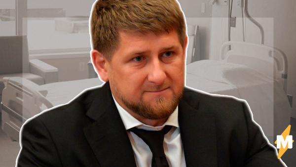 Кадыров посетил грозненскую больницу для заражённых COVID-19. И на кадрах оттуда он неотличим от Путина