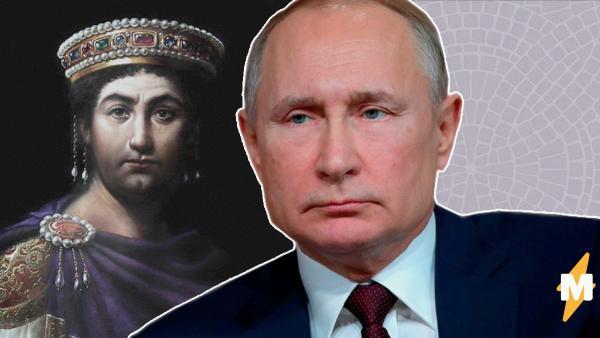 Автор мозаики с Путиным в храме Минобороны объяснил свой замысел. И сравнил президента с императорами прошлого