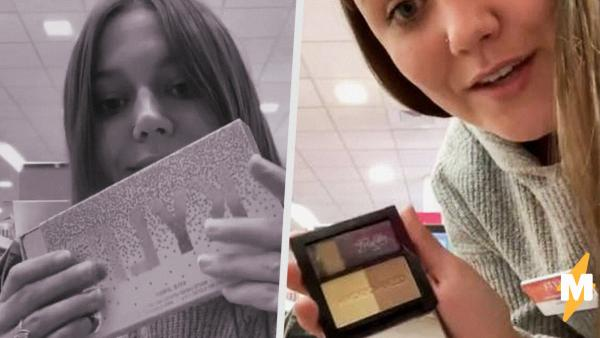 Сотрудница магазина косметики показала, что происходит с возвращёнными товарами. И на это больно смотреть