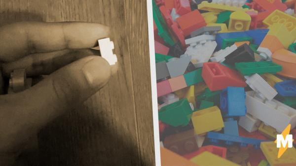 Парень узнал применение загадочным деталям из лего. И теперь люди пророчат ему Нобелевскую премию