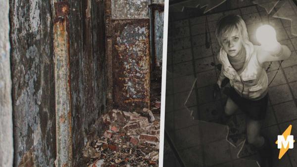 Мужчина поделился фото с заброшенной скотобойни, на которой работал. И эти снимки будто сделаны из Silent Hill
