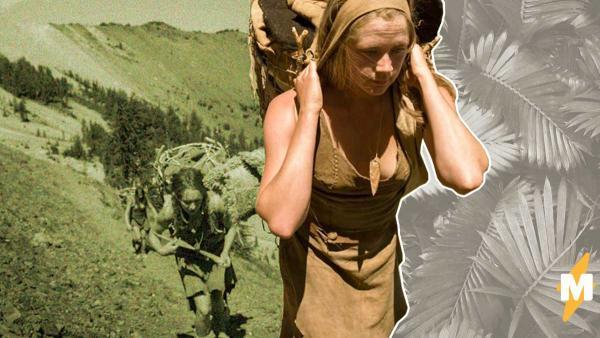 Женщина почти всю жизнь живёт как древние люди 200 тысяч лет назад. И даже умудряется на этом зарабатывать