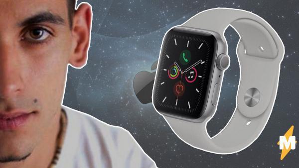 Парень нашёл Apple Watch, каких никто никогда не видел. Это не подделка, но купить такие нельзя даже у Apple