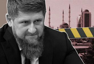«Речь идёт о безопасности моего народа». Кадыров полностью закрывает границы Чечни из-за коронавируса