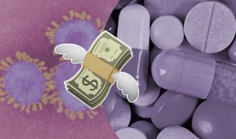 Чтобы побороть коронавирус, люди скупают лекарства от малярии и ВИЧ. Но для самолечения они не подходят