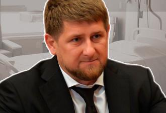 Кадыров в жёлтом комбинезоне осмотрел больницу в Грозном. И на кадрах оттуда его сложно отличить от Путина