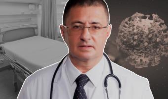 Скандальный доктор Мясников признал, что ошибался насчёт COVID-19. И то после того, как переболел им сам
