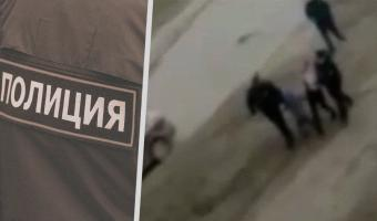 На видео из Башкирии полиция силой уводит детей, нарушивших карантин. Они плачут и грозят пожаловаться бабушке