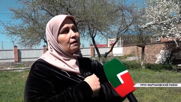 Чеченка от бедности попросила помощи у Кадырова. Но вместо помощи получила выговор за запущенный огород