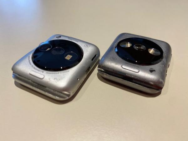 Парень нашёл Apple Watch, и они оказались из параллельной вселенной. Это не подделка, но купить такие нельзя