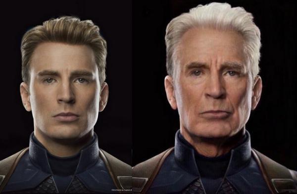 Пикчер показал, как состарились бы Мстители. Но киноманы увидели в них копии других голливудских звёзд