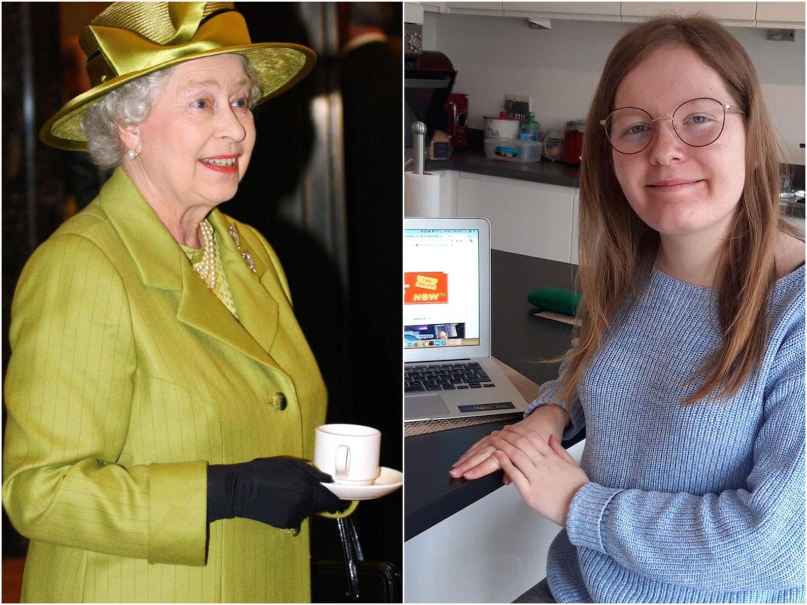 Девушка прожила неделю как королева Англии на карантине. И поняла, что королевская жизнь - то ещё испытание
