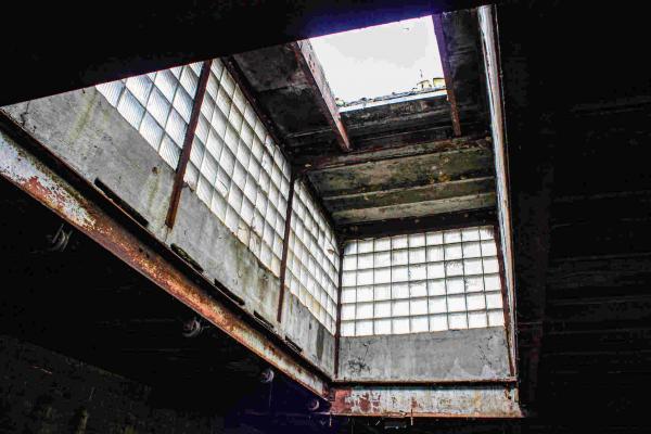 Мужчина показал фото с заброшенной скотобойни, на которой работал. И кажется, обнаружил портал в Silent Hill