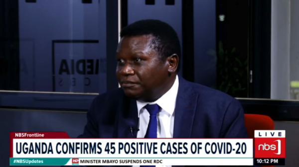 В Уганде появился COVID-20, и спасибо телевизионщикам. Ведь их фейл теперь - тревожный мем