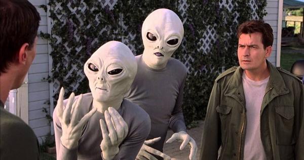 Блогер уговаривал инопланетян не захватывать Землю. Это лишь ролик, но у людей чешутся руки снять продолжение