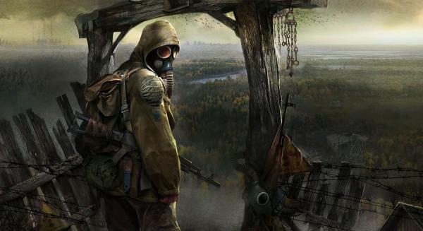 Виновники пожара в Чернобыле - сталкеры, считают власти. Когда он начался, блогеры подожгли землянку и сбежали