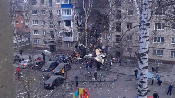 Что известно о взрыве в Орехово-Зуеве. Обрушился целый подъезд, (предположительно) есть погибшие