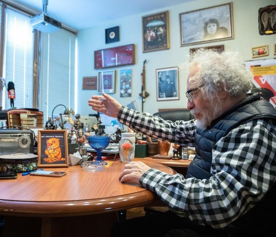 """Люди из-за обвинений в харассменте называют Венедиктова """"русским Вайнштейном"""""""